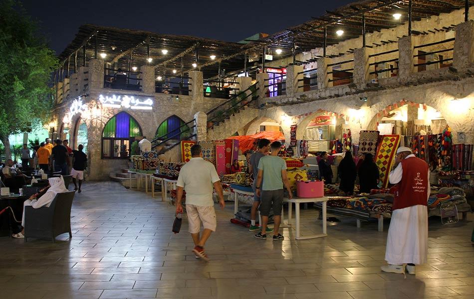 Qatar, pelancongan, Semenanjung Arab,