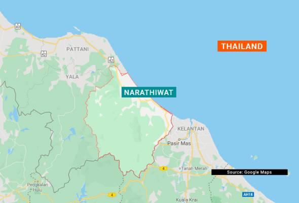 Seorang polis maut, dua lagi cedera dalam serangan di Narathiwat