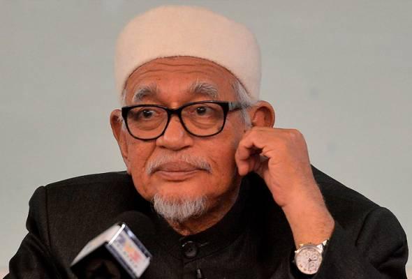 RUU Mahkamah Syariah: Yang kritik tu budak lagi - Presiden Pas