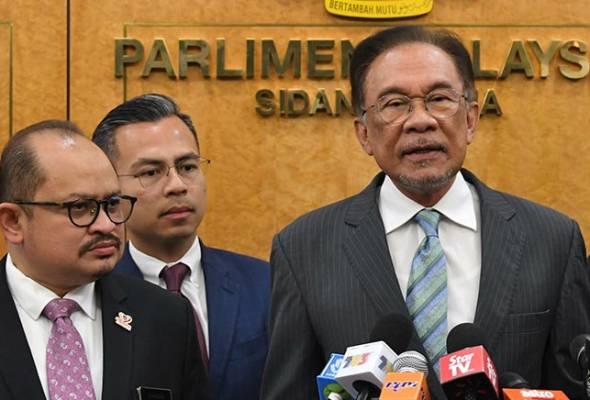 Ahli PKR sabotaj kongres akan dipecat - Anwar