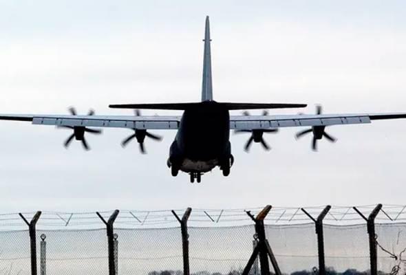 Pesawat milik tentera udara Chile dipercayai terhempas