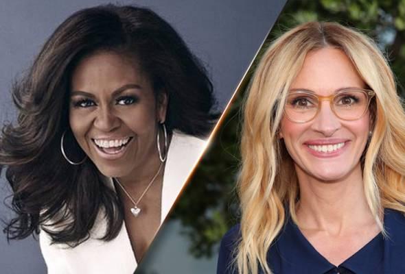 Julia Roberts, Michelle Obama ke Kuala Lumpur minggu depan