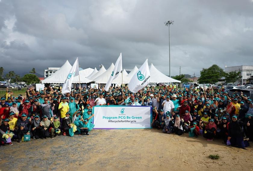 PCG telah berjaya mencapai hampir 17,000 pelajar dan komuniti dalam melalui kempen #recycleforlifecycle pendidikan plastik dan Be Green.