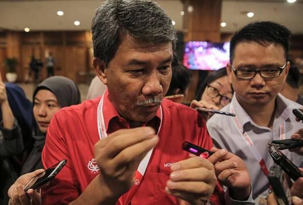 Pelantikan Kabinet tidak adil - Mohamad Hasan