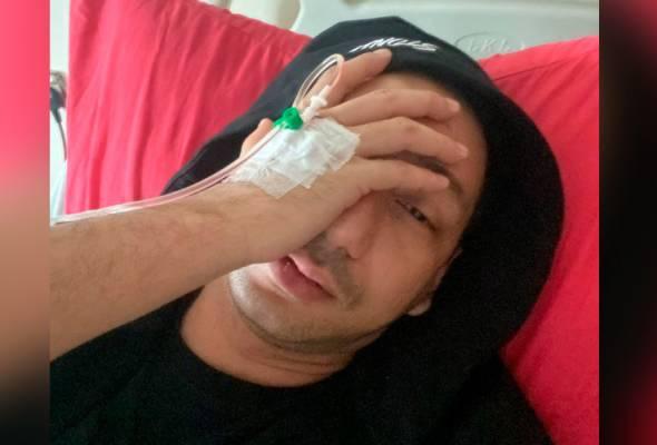 Zizan Razak dijangkiti Influenza A