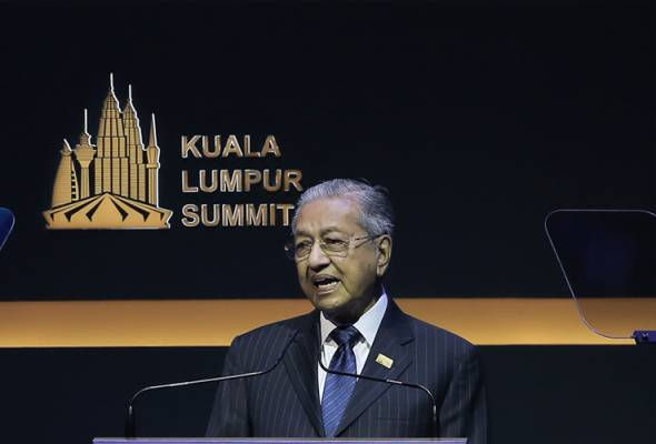 KL Summit 2019 pentas cari solusi tangani Islamophobia - Dr Mahathir