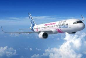 Boeing diketip sayap, Airbus melayang rentap 2