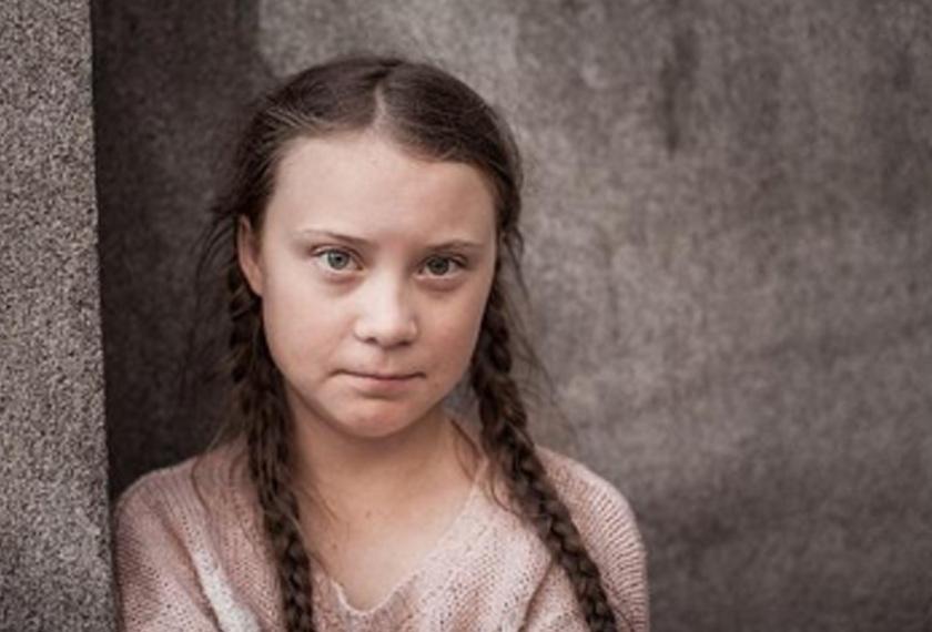 Sewaktu Greta berumur 8 tahun, dia sering menonton dokumentari di sekolah mengenai sesuatu yang dipanggil perubahan iklim