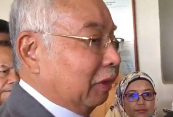 Saya terkejut dengan pendedahan ini  - Najib Razak