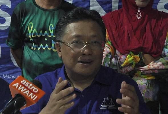 Isu PSS: Pemimpin Warisan jangan keliru - Abdul Rahman Dahlan