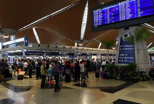 Malaysia Airports wujudkan ruang perubatan, tetapkan semula pintu masuk penerbangan China