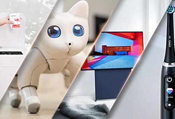 CES 2020: Ini antara teknologi yang bakal tarik perhatian pengguna