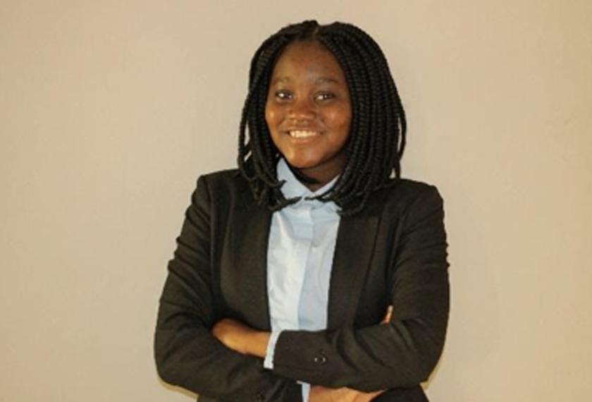 Natasha dilahirkan dan dibesarkan di Zambia, di mana beliau menekankan hak kesihatan dan kesejahteraan anak muda, terutamanya terhadap isu perkahwinan kanak-kanak.
