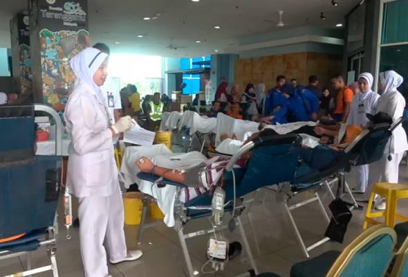 Sembilan Kes Influenza Di Setiu Terengganu Astro Awani