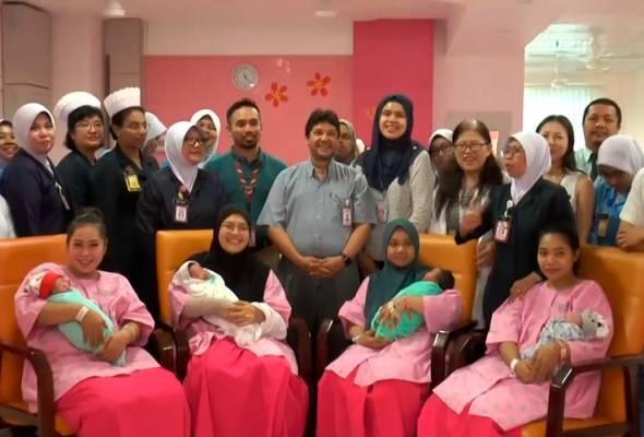 15 Bayi Tahun Baharu 2020 Lahir Di Hkl Astro Awani
