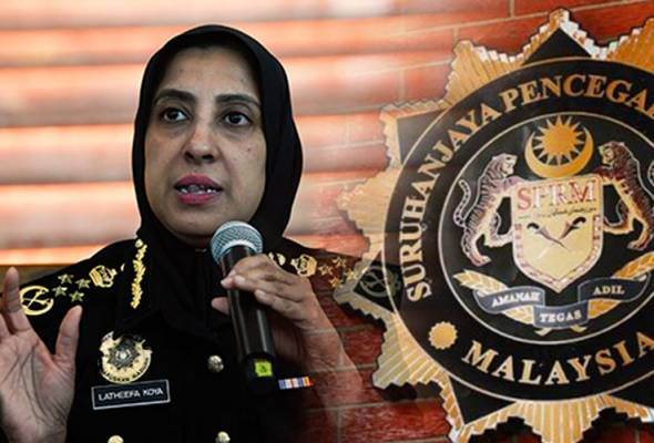 Komplot cemar reputasi, SPRM buat laporan polis