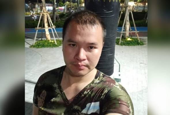 Suspek amuk Thailand ditembak mati