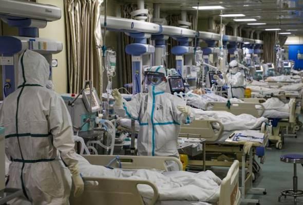 Lebih 500 kakitangan hospital dijangkiti koronavirus   Astro Awani