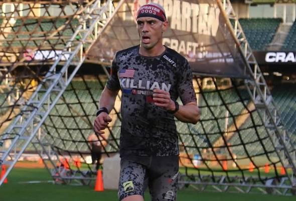 Juara dunia Robert Killian sah sertai Spartan Race di Sarawak