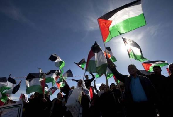Malaysia tentang pelan haram Israel terhadap Palestin