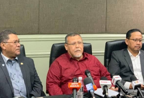 'Ya, ada rundingan bentuk kerajaan campuran di Johor' - Aminolhuda