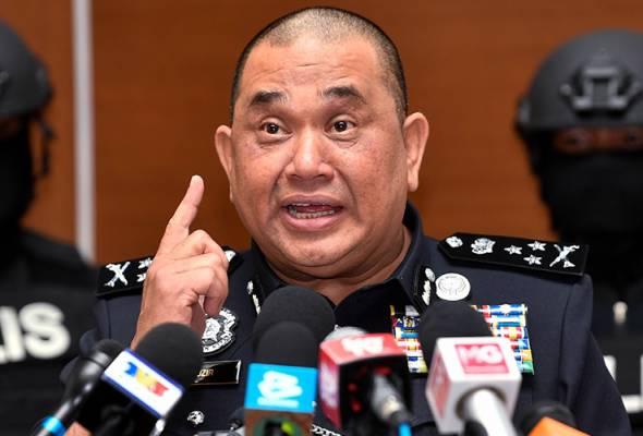 Polis berjaya rungkai kes tembak pemandu Gani Patail - Bukit Aman
