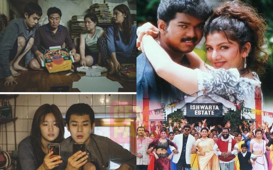 Isu tiru filem Tamil, produksi Parasite tak tahu menahu