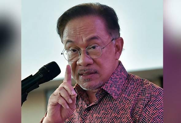 Kerajaan perlu segera kaji pendekatan perkasa Bumiputera - Anwar Ibrahim