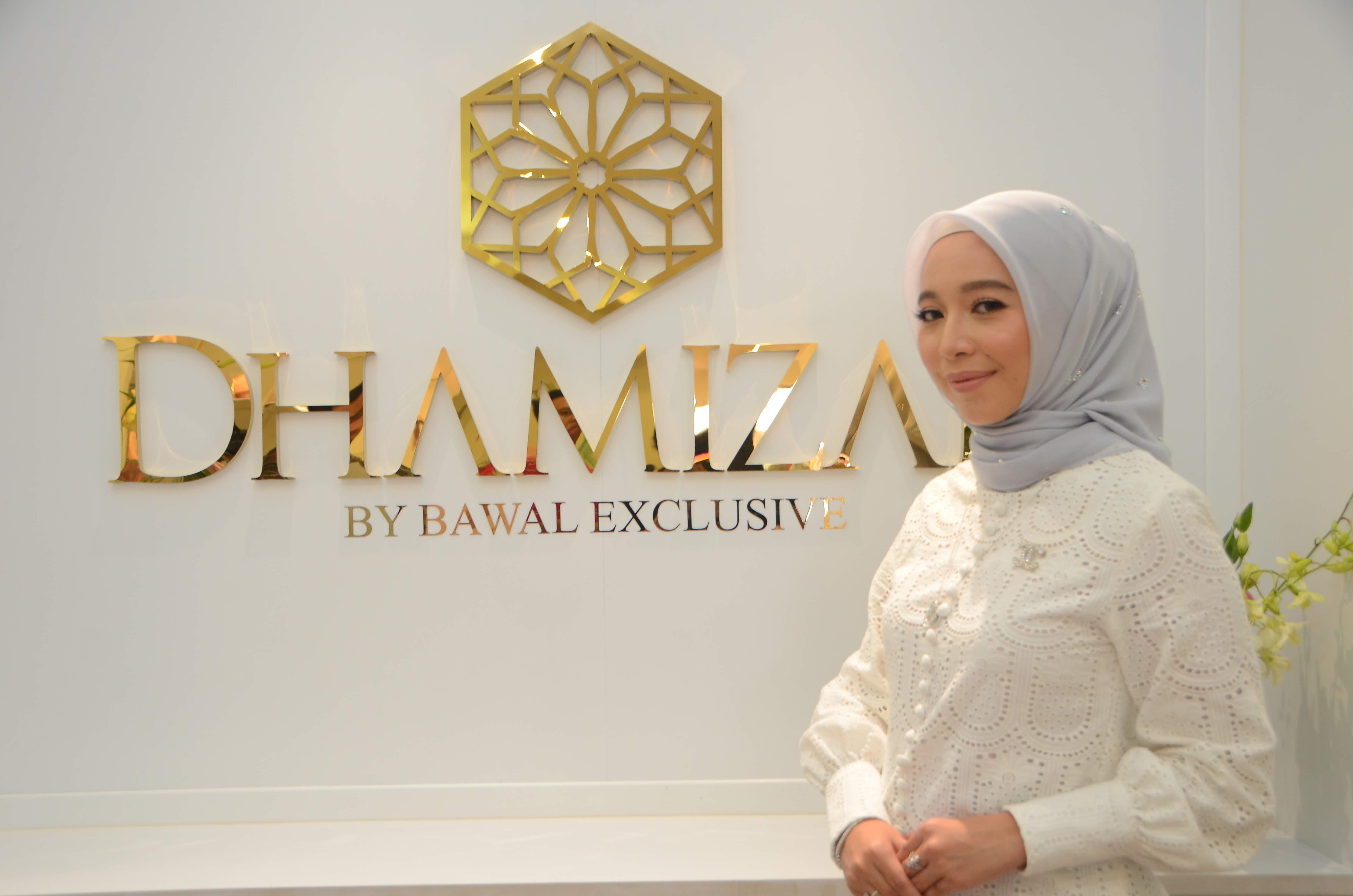 Bagi Hamizah, memiliki dan menjual tudung jenis bawal yang termahal di daerah Batu Pahat dan Johor Bahru, Johor, adalah satu apresiasi baginya.