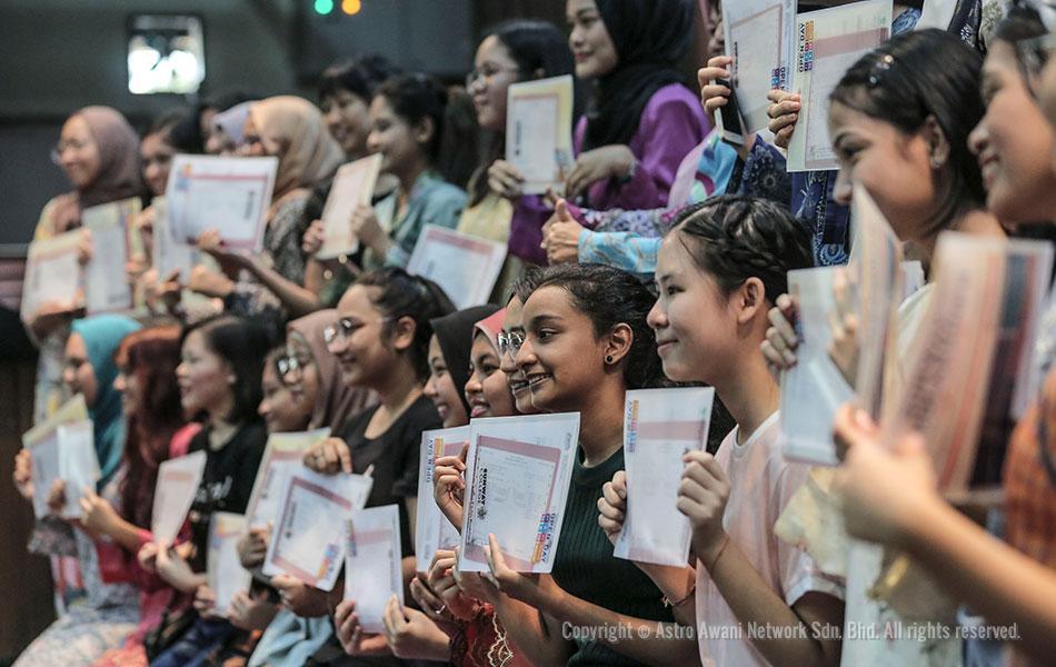 keputusan cemerlang, SPM, 2019, Petaling Jaya