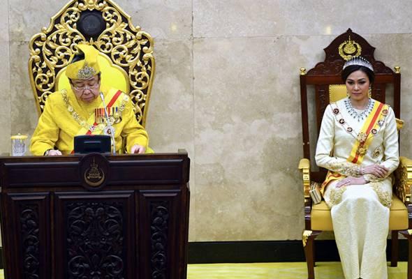 Tohmahan pembentukan kerajaan pintu belakang tidak tepat - Sultan Selangor