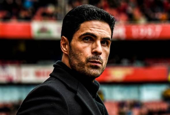 Pengurus Arsenal Mikel Arteta positif COVID-19
