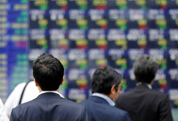 Saham Bursa New York ditutup rendah