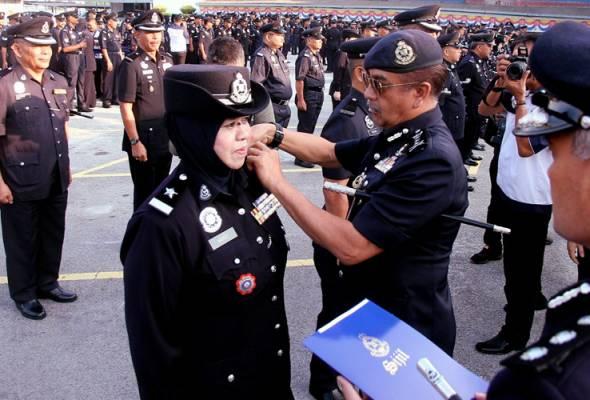 Kawal emosi, jangan timbul provokasi - Ketua Polis Perak