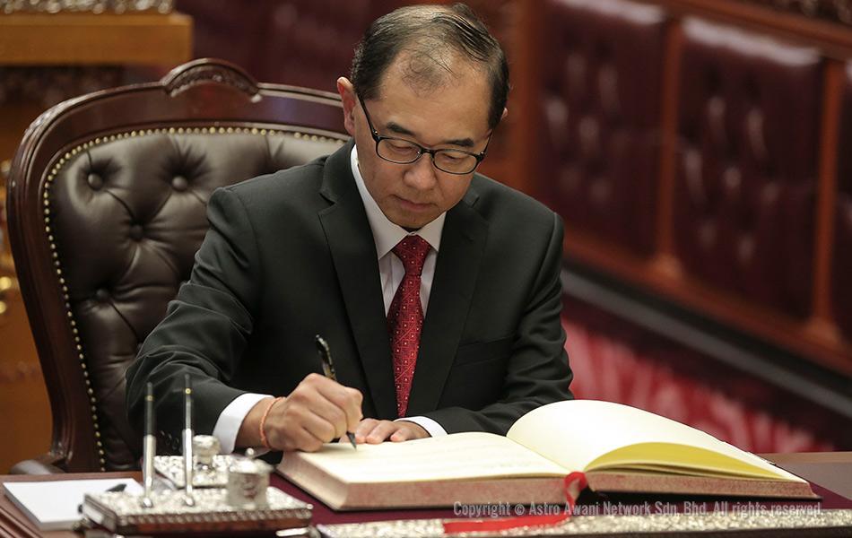 Kabinet Malaysia 2020 Mula Bekerja Astro Awani