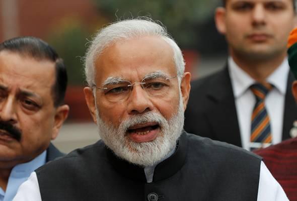 COVID-19: India buka tiga kemudahan baharu untuk saringan pandemik