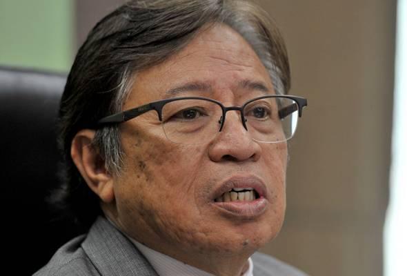 Rakyat Sarawak bakal terima topeng muka percuma