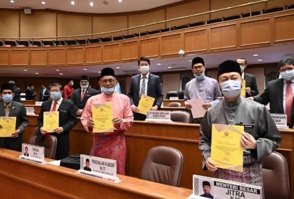 Covid 19 Sidang Dun Kedah Berlangsung 25 Minit Astro Awani