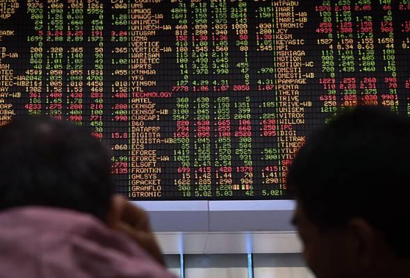 Bursa Malaysia dibuka tinggi