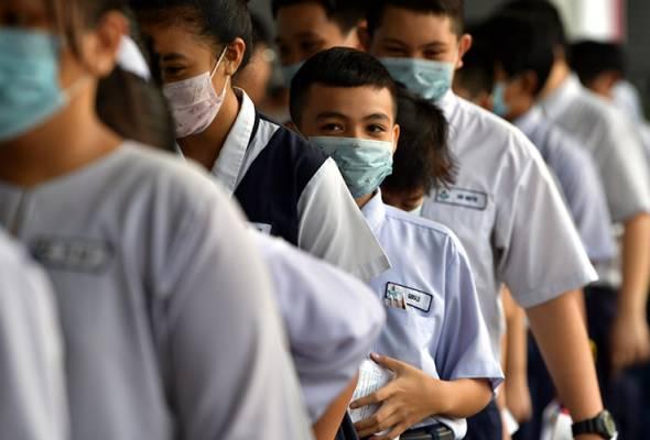 Tubuh pasukan tindak balas kecemasan  di sekolah
