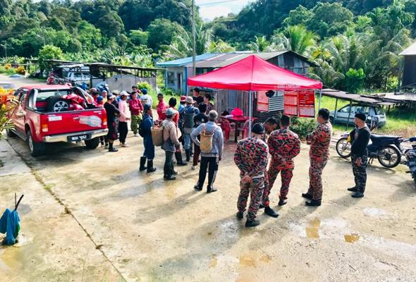 Operasi SAR remaja hilang di Marudi diteruskan