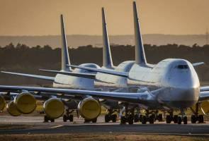 Boeing kurangkan 10 peratus tenaga kerja 3