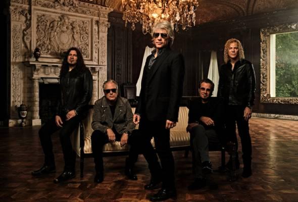 COVID-19: Bon Jovi batal konsert jelajah, kembalikan wang demi peminat