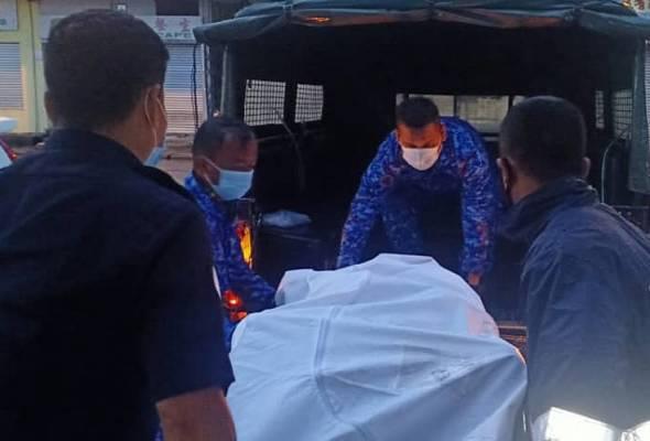 Mayat pesara polis ditemui terapung di Sungai Empawah, Batang Rajang