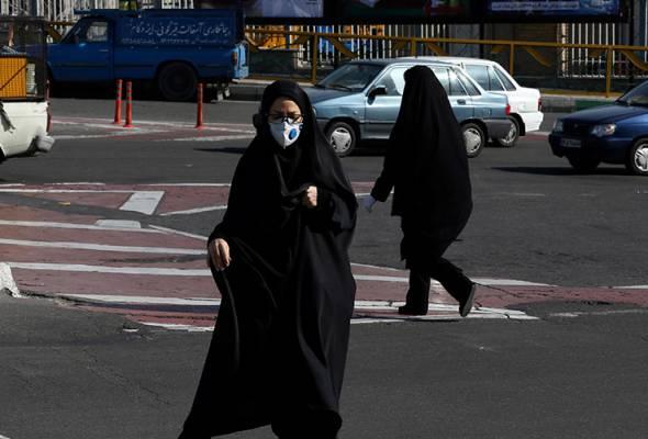 Risiko pekerja perkhidmatan penghantaran di Iran