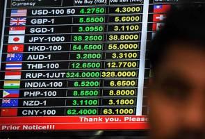 Pertumbuhan pasaran baharu akan susut 3.5 peratus - Moodys 3