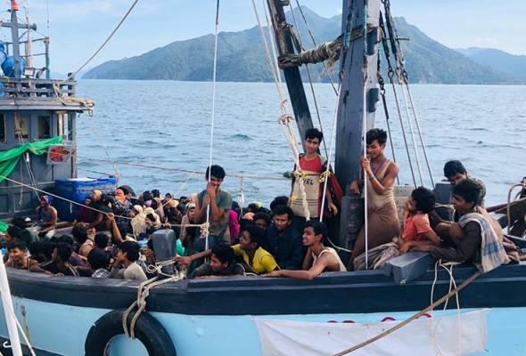 Sentimen Ke Atas Pelarian Rohingya Semasa Ancaman Covid 19 Di Malaysia Astro Awani