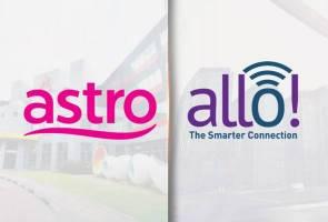 Astro luaskan perkhidmatan jalur lebar dengan kerjasama Allo 3