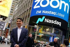 Zoom shares slip over security concerns, rising competition 3