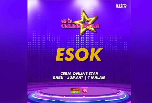 Astro Ceria tampil dengan program realiti maya 'Ceria Online Star'